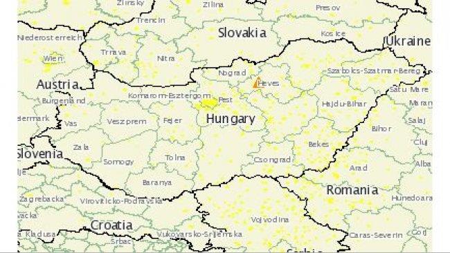 ASP Ungarn