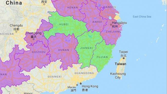 Die drei neuen von der ASP betroffenen Provinzen sind Hubei, Jiangxi und Fujian.