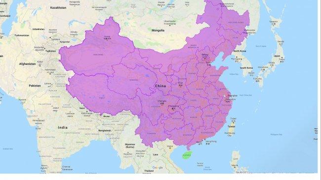 Auf Hainan, der letzten noch krankheitsfreien Region, wurden zwei ASP-Ausbrüche bestätigt.