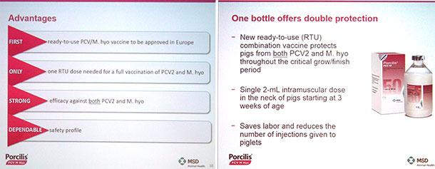 Porcilis® PCV M Hyo